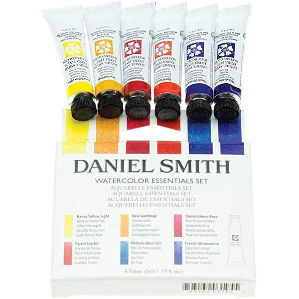 Daniel Smith Extrafine Watercolor
