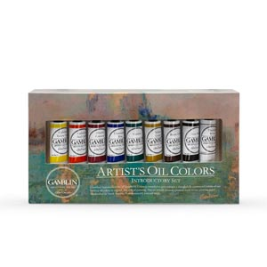 Gamblin Oil Paints review