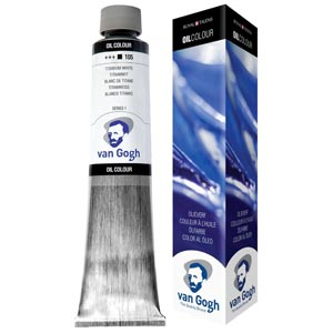 Van Gogh Oil Paints review