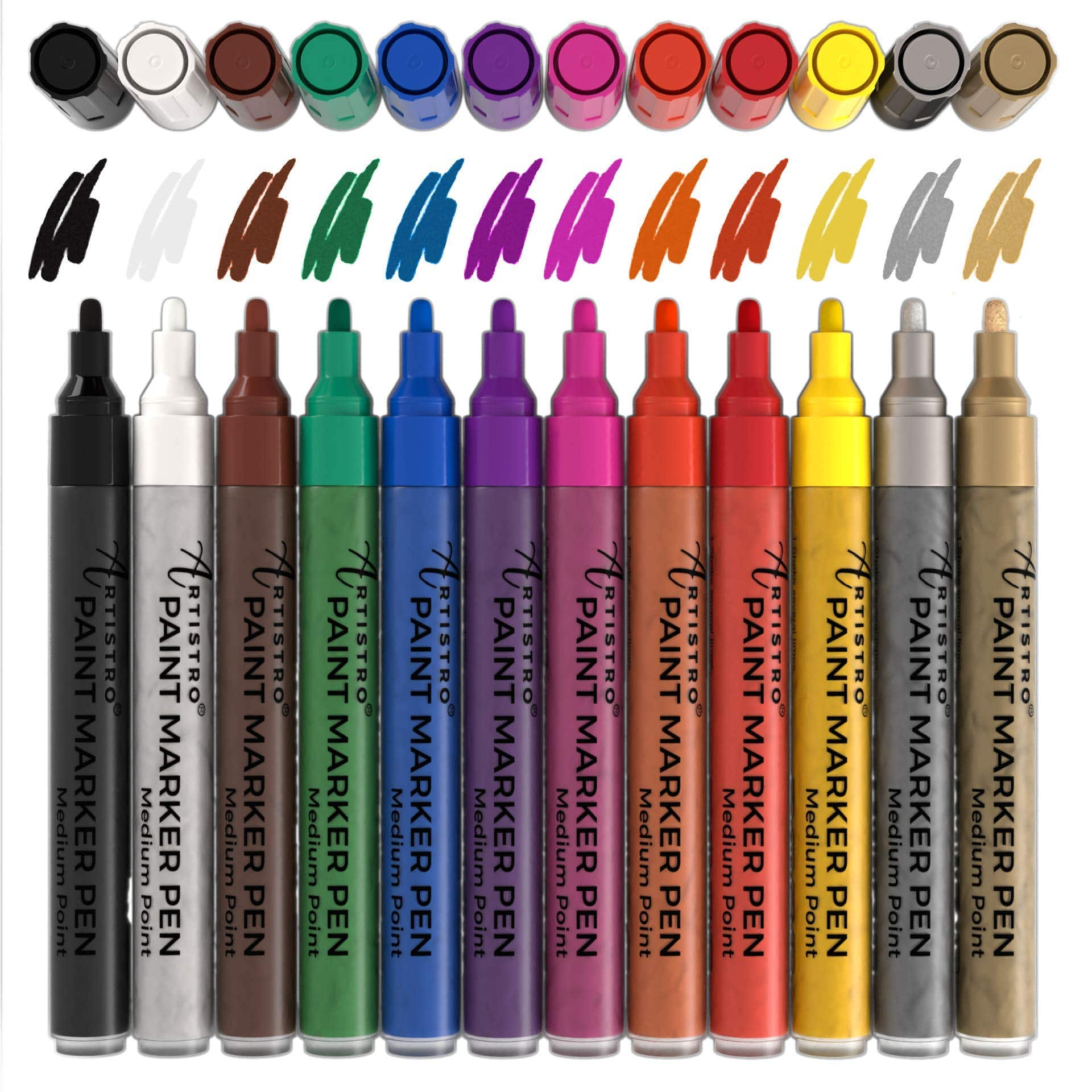 Artistro Acrylic Paint Markers review