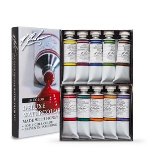 M. Graham Intermediate Watercolor Paint Set