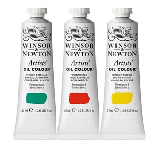 Winsor & Newton Artists' Oil Colour Paint