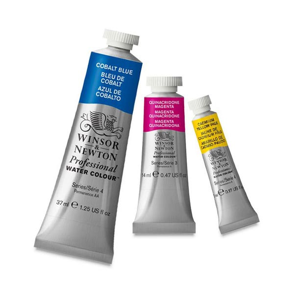 Winsor and Newton Professional Watercolor Paints review