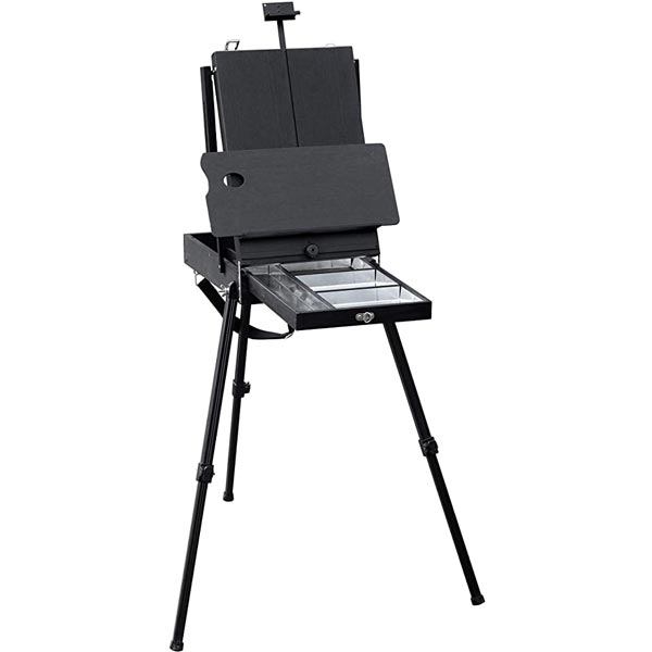 Falling in Art Black French Easel review