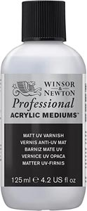 Winsor & Newton Professional Acrylic Medium Matt UV Varnish