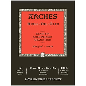 Arches Oil Painting Pad