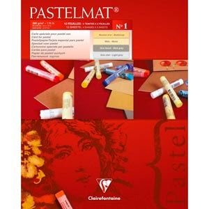 Clairefontaine PastelMat No1 review