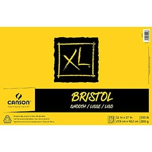 Canson XL Series Bristol Pad  review