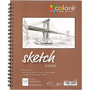 Colore Sketch Pad review