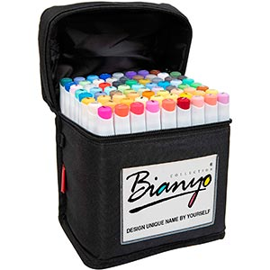 Bianyo Classic Series Dual Tip Art Markers review